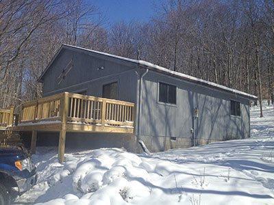 White Deer - 134 Cabin Mountain Road - Image 1 - Canaan Valley - rentals