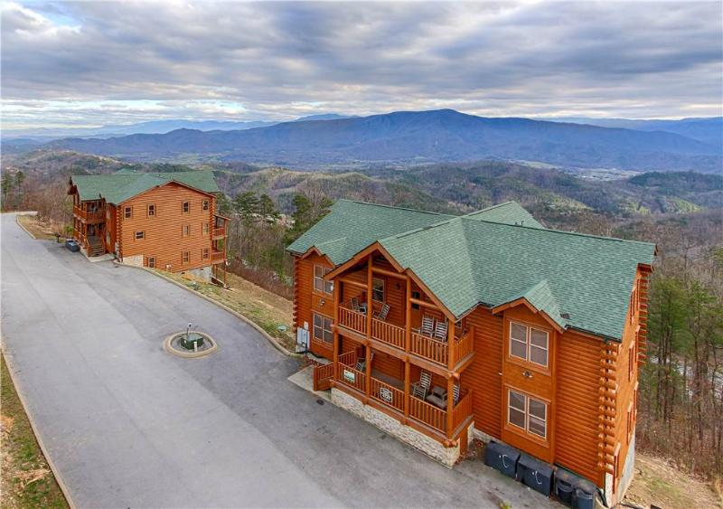 Dream View Manor - Image 1 - Sevierville - rentals