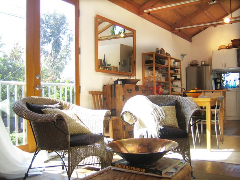 Relax in the Art Loft! - Architectural Art Loft Guesthouse, Bike to Beach! - Marina del Rey - rentals