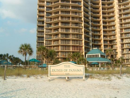 """Laughing Gull"" 2 br bch frt Dunes of Panama - Image 1 - Panama City Beach - rentals"