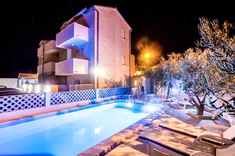 pool - Bol studio for 2 (1.2,pr2) - Bol - rentals
