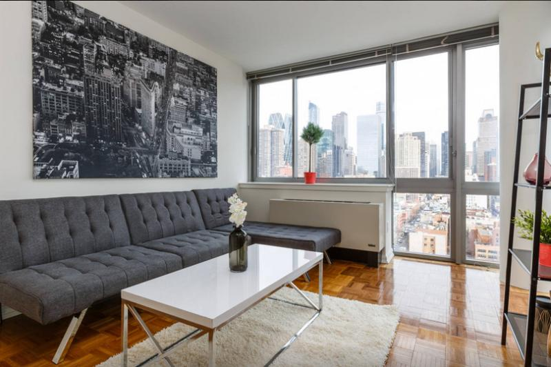 Incredible Midtown Manhattan Views 2 Bedroom - Image 1 - New York City - rentals