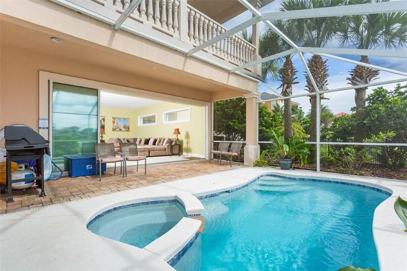 Sea Star Palace, 6 Bedroom, OceanView, Cinnamon Bch, Private Pool, Sleeps12 - Image 1 - Palm Coast - rentals