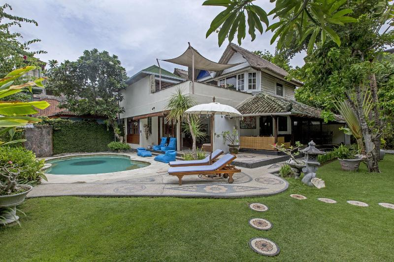 The Pool - Seminyak Oasis 4 Bedroom - Kuta - rentals