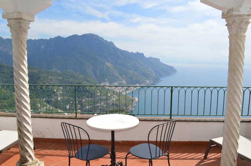Amalfi Coast Apartment in Historic Home within Walking Distance to Ravello - Image 1 - Ravello - rentals