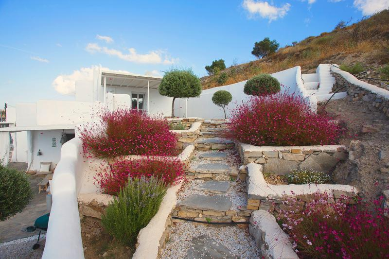 Greek Island Villa on Paros Near Parikia - Villa Parikia - Image 1 - Parikia - rentals