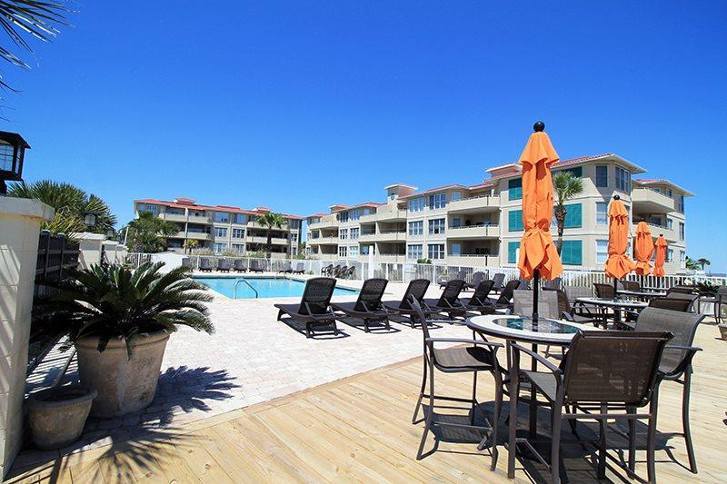 DeSoto Beach Club Condominiums - Unit 108 - Spectacular Views of the Atlantic Ocean - Swimming Pool - FREE Wi-Fi - Image 1 - Tybee Island - rentals