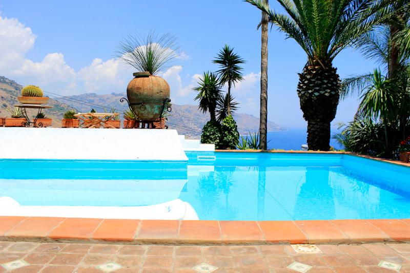 PANORAMIC SUITE - PANORAMIC SUITE with pool & view - Taormina - rentals