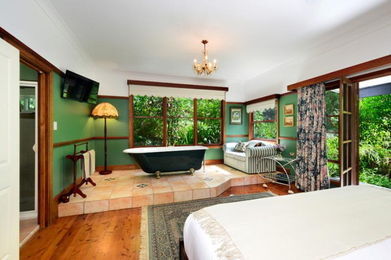 The Laurels B&B; - The Fitzroy Room - Image 1 - Kangaroo Valley - rentals