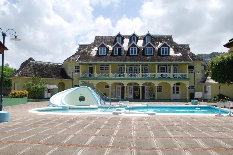 Sandcastles Resort Ocho Rios Jamaica 24 hours security Apt D12 - Image 1 - Ocho Rios - rentals