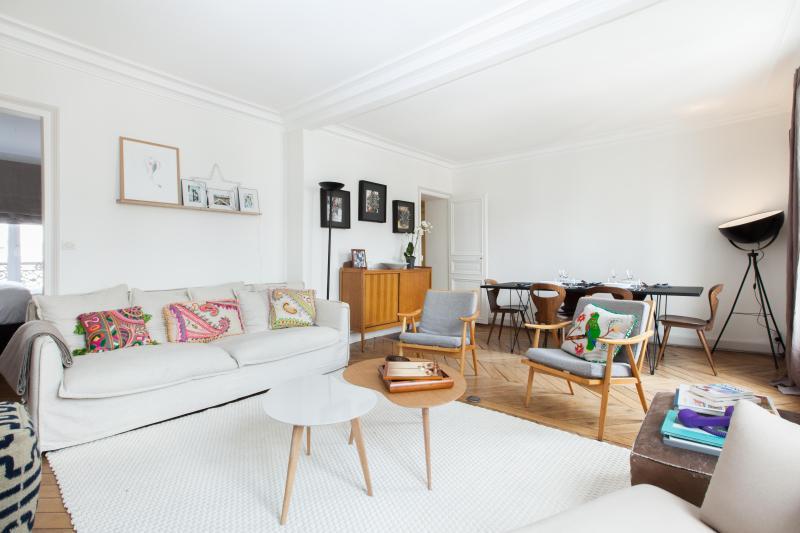 One Fine Stay - Rue Beudant apartment - Image 1 - Paris - rentals