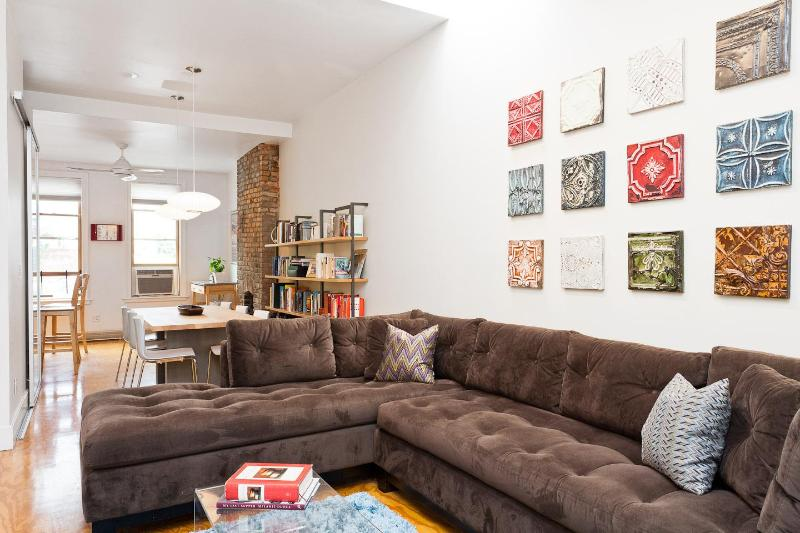 onefinestay - 8th Avenue private home - Image 1 - Brooklyn - rentals