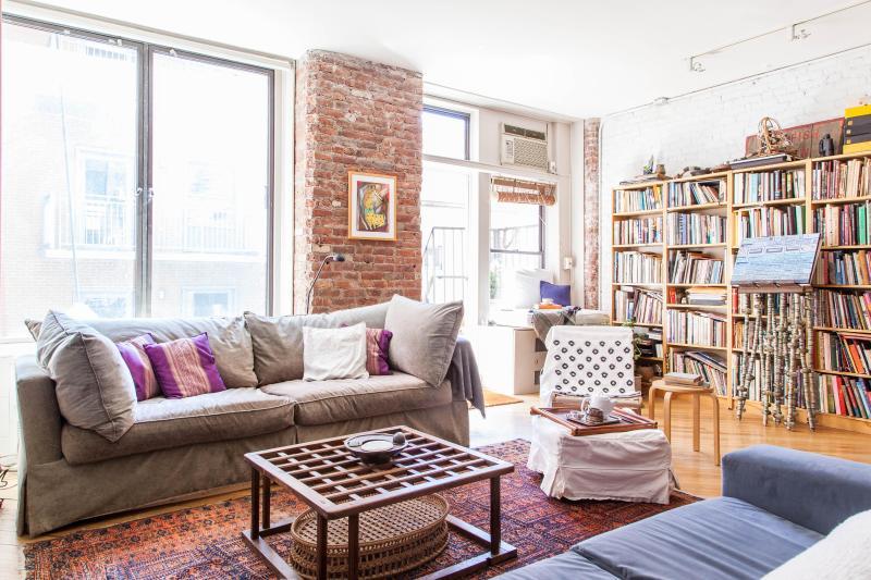 One Fine Stay - Pecks Loft apartment - Image 1 - New York City - rentals