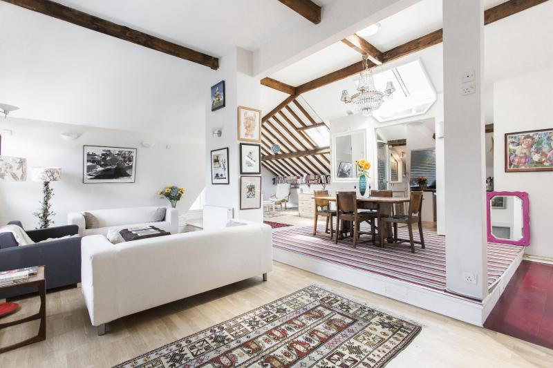 onefinestay - South Audley Street II private home - Image 1 - London - rentals