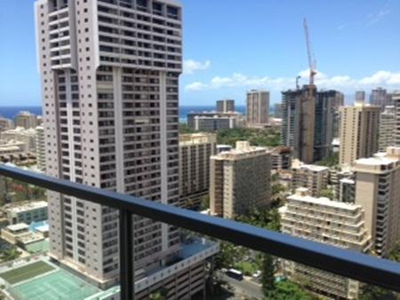 Waikiki Island Colony Studio With Kitchenette - Image 1 - Honolulu - rentals