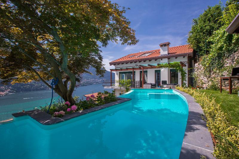 Beautiful Lake Como Villa near Moltrasio - Villa Alessio - Image 1 - Torno - rentals