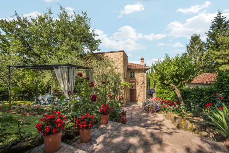Beautiful Tuscan Villa with Medieval Tower near Charming Town  - Villa Aurora - Image 1 - Monterchi - rentals