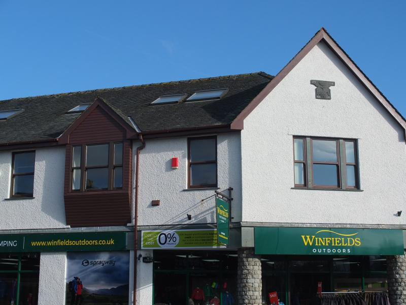 Apartment above an outdoor clothing shop - Threeways - Keswick - Keswick - rentals