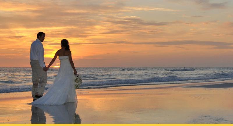 Beautiful beach area for wedding and honeymoons. - Honeysuckle Florida Ocean 1 Bedroom Cottage - Longboat Key - rentals