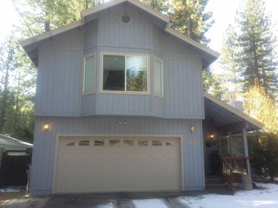1879B Tahoe Mountain Home, quiet location - Image 1 - Echo Lake - rentals