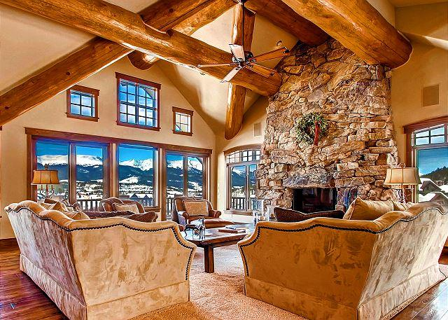 Monte Video - Lavishly Appointed Chateau Located in the Swan Valley near Golf Course! - Breckenridge - rentals