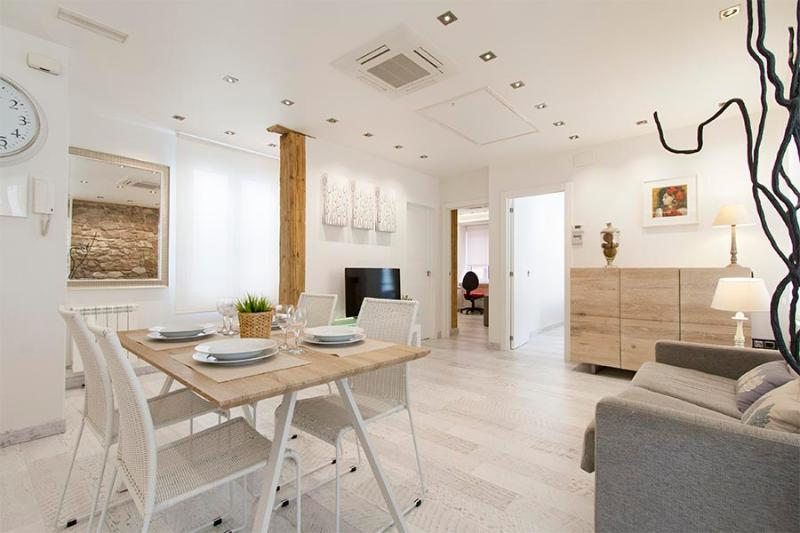 Cute living room with lots of light - Matia - San Sebastian - rentals
