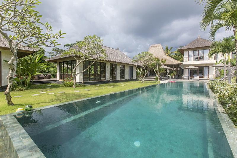 The Pool - Villa Lumia - Splendid Private Villa in Ubud Bali - Ubud - rentals