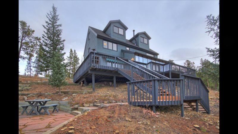 Upland View Breckenridge Mountain Home - Image 1 - Breckenridge - rentals
