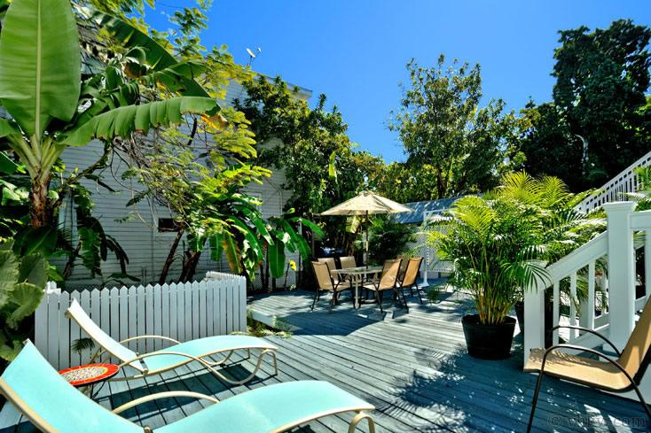 Heavenly Hideout at Rainbow's End ~ Weekly Rental - Image 1 - Key West - rentals