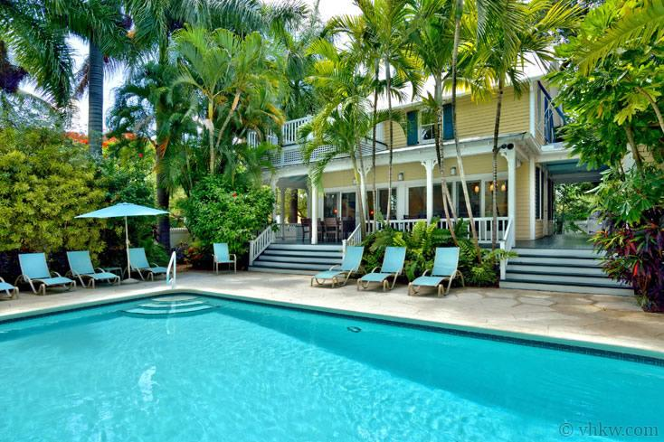 Seaport Treasure Estate ~ Monthly Rental - Image 1 - Key West - rentals