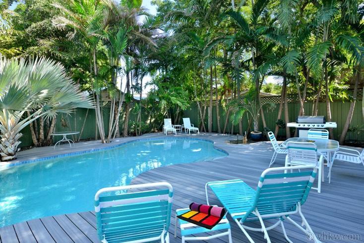 Tropical Luxury ~ Weekly Rental - Image 1 - Key West - rentals