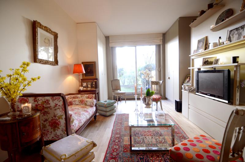 Charming apt for 3 with a terrace near La Defense - Image 1 - Neuilly-sur-Seine - rentals