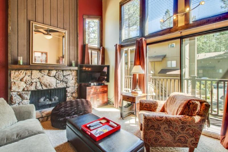 Dog-friendly alpine condo with a prime location close to Heavenly skiing! - Image 1 - South Lake Tahoe - rentals