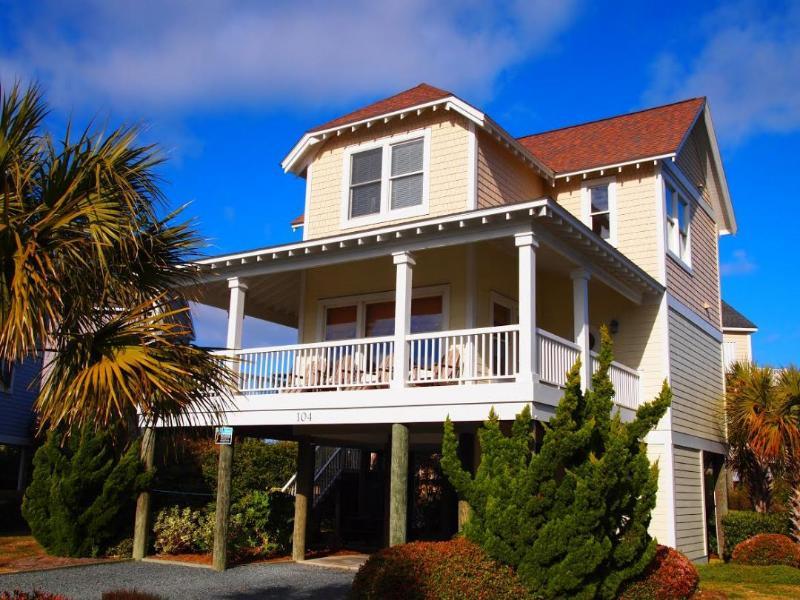 104 Seaside Village - Sea Side Village 104 Oceanview! | Community Pool, Internet - North Topsail Beach - rentals
