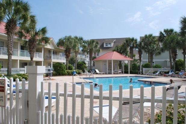 The Charm of Seagrove - Beautiful 2 Bedroom 2 Bath - Image 1 - Santa Rosa Beach - rentals
