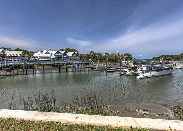 Lowtide View - 12 Portside - Beautiful Braddock Cove Views - 4 Bedroom Home. - Hilton Head - rentals