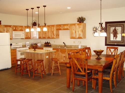 Kitchen - Rio Grande Vacation Rentals - South Fork - rentals