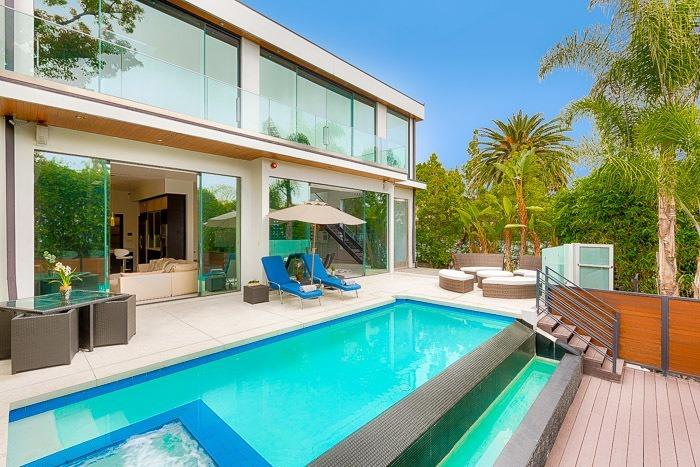 - Sunset Strip Contemporary Villa - Los Angeles - rentals