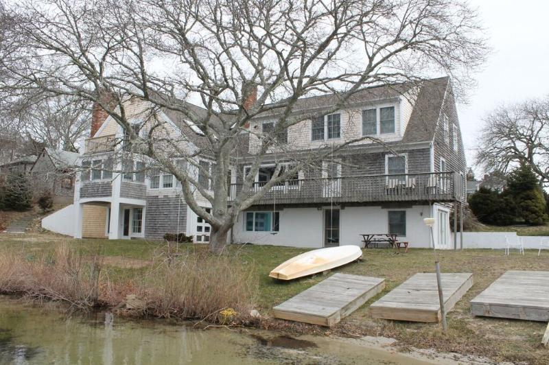 Spacious Waterfront with Private Beach, Eastham - Image 1 - Eastham - rentals