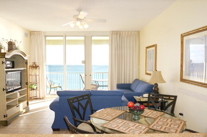 Beautiful beach view Condo - Beach Front 3 Bedroom - Fort Walton Beach - rentals