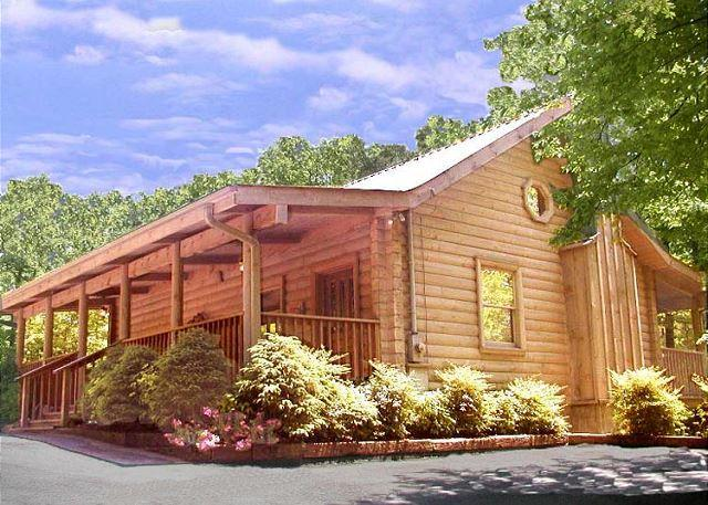 Peace and quiet in the Smokies - Falcon Crest   View Private Near Attractions Hot Tub WiFi  Free Nights - Gatlinburg - rentals
