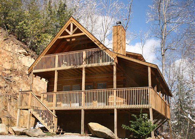 Your vacation, your way - Lovers' Hideaway  Hot Tub Private Pool Table Jacuzzi WiFi  Free Nights - Gatlinburg - rentals