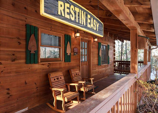 Come on Up and Set a Spell - Restin Easy  Pool Table  Jetted Tub  Hot Tub  Pets  WiFi   Free Nights - Gatlinburg - rentals
