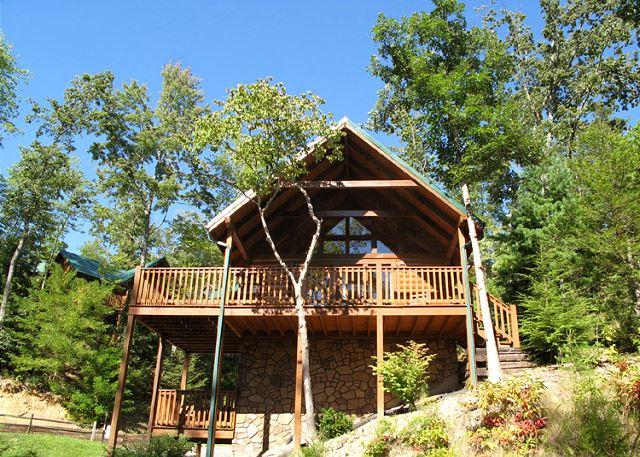 Welcome to Trail's End - Trail's End   Hot Tub Pool Table Mtn View Pool Access WiFi Free Nights - Gatlinburg - rentals