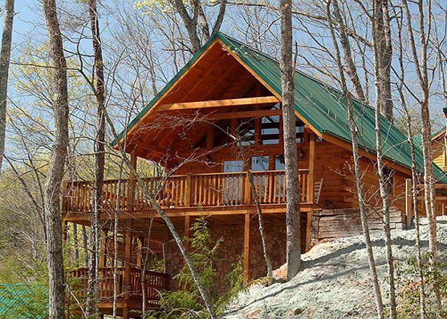 Make your dreams a reality - Knotty'N Nice   Jacuzzi Pool Access Hot Tub Pool Table    Free Nights - Gatlinburg - rentals