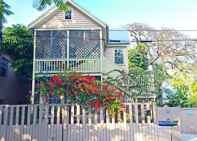 Poinciana Place Treetop: 2nd Floor One Bedroom with Jacuzzi - Old Town Lane - Image 1 - Key West - rentals