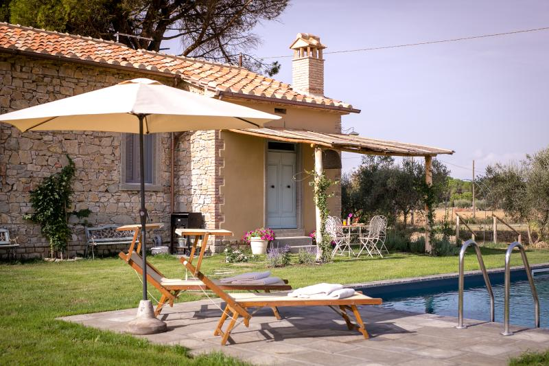 Il Nido a contemporary countrychic Villa with pool - Image 1 - Montecchio - rentals