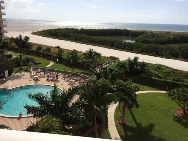 "Pool and Beach View - ""Newly renovated"" Gorgeous Beach Condo - Marco Island - rentals"