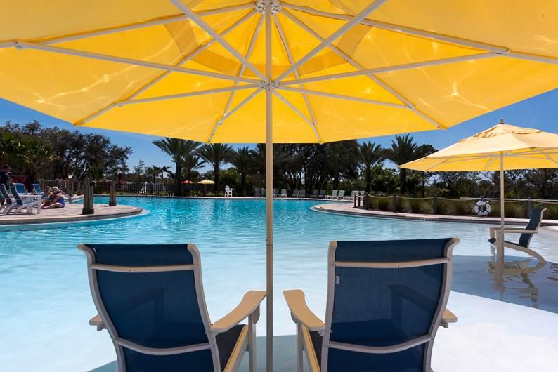 Festival Imagine, 4 Bedroom Townhome, Private Pool, Sleeps 8 - Image 1 - Davenport - rentals