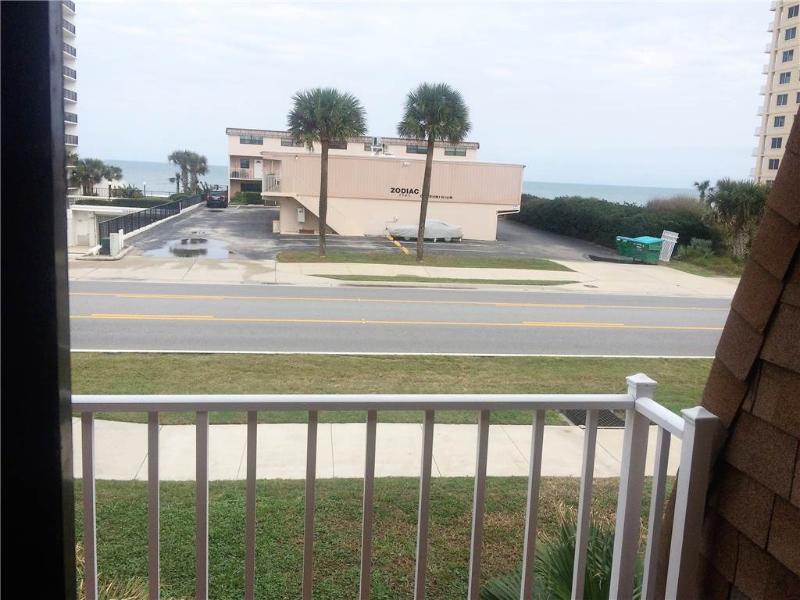 Sea Shell Villa 5, 3 Bedrooms, Ocean View, Pet Friendly, WiFi, Sleeps 8 - Image 1 - Daytona Beach - rentals